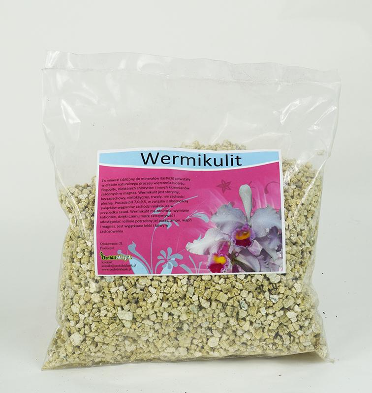 Wermiculit 2l